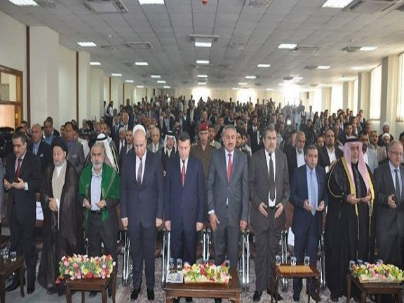 University of Kerbala organizes a national conference on moderation to promote Peaceful coexistence