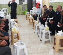 جامعة كربلاء تقيم مجلس عزاء على ارواح شهداء الكرادة